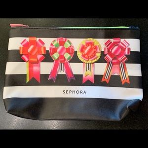 👛 NWOT Sephora Makeup Bag